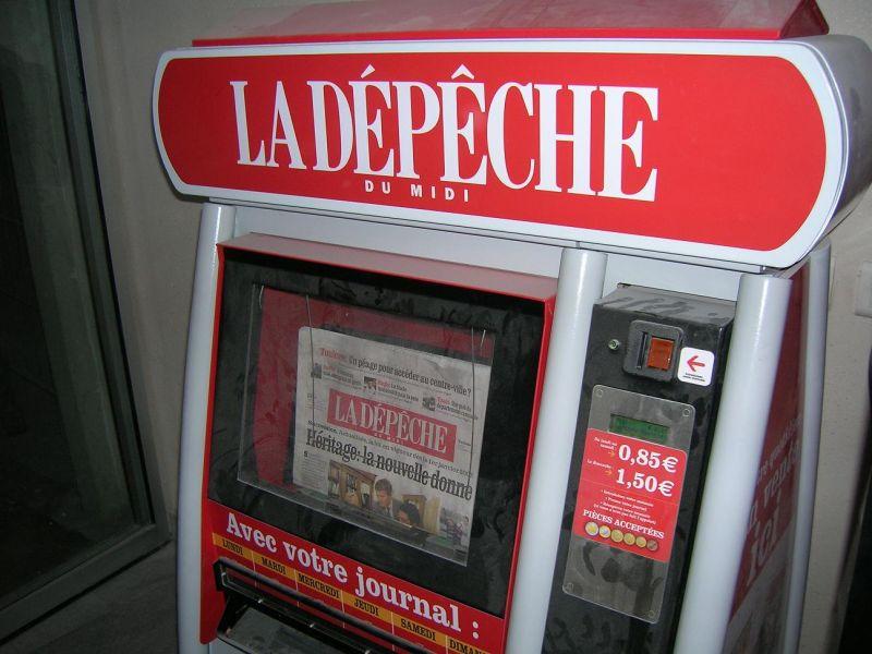 La Dépêche du Midi, un journal qui se veut proche du lecteur