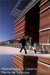 Médiathèque de Toulouse, une centrale culturelle ?