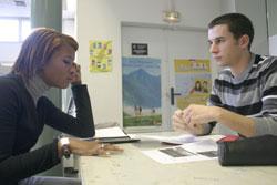 «Aider un lycéen à ouvrir son horizon»