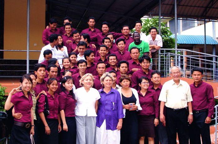 3. Sur les pas d'un avocat au Cambodge