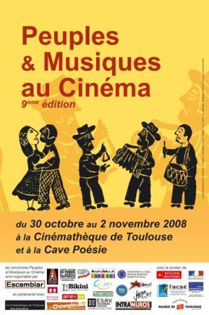 Musiques, peuples et cinéma…