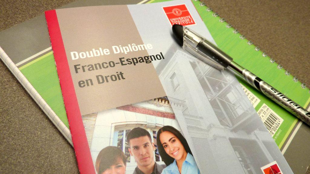 Nouveau diplôme franco-espagnol de droit