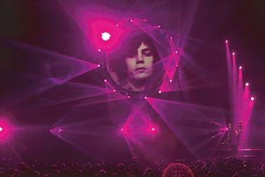 Les Brit Floyd enflamment le Casino