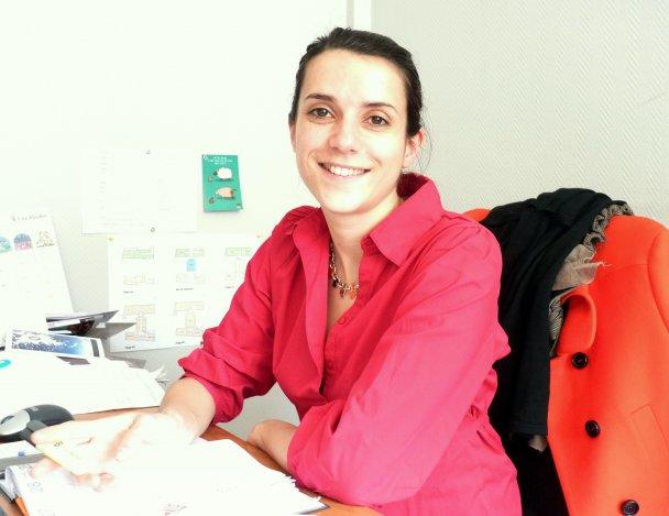 Raphaëlle Surun: « Il faut savoir jouer des coudes face à la concurrence .»