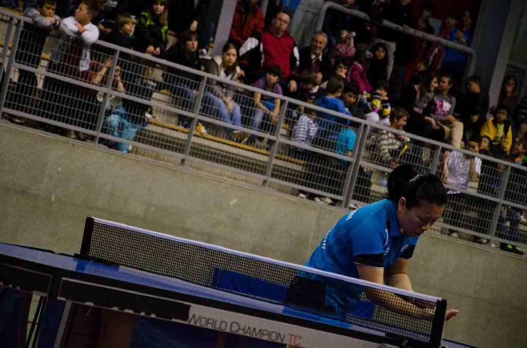 Tennis de table : balle de match pour les filles de Midi-Pyrénées
