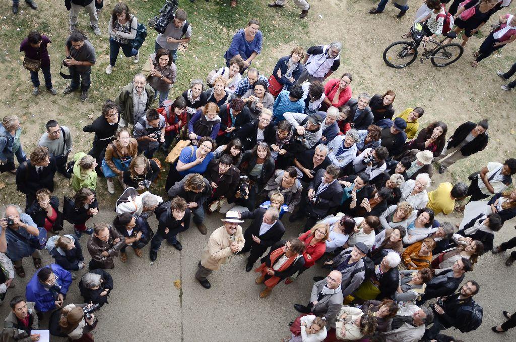 Reza, l'humaniste du photojournalisme expose à Toulouse