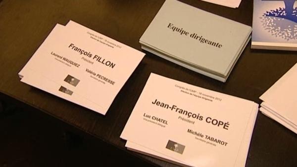 Élections à l'UMP : motions et bouche cousue