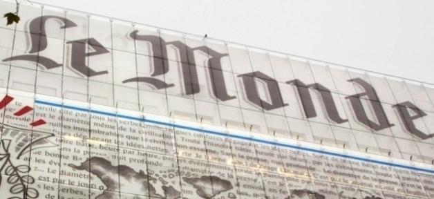 «Le Monde» imprimé en province