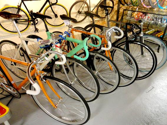 Le pignon fixe réinvente la pratique du vélo