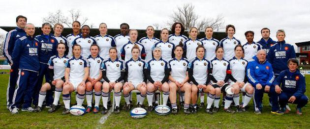 Rugby féminin : Le Tournoi des Six Nations sourit aux Bleues