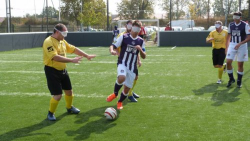 Toulouse Football Cécifoot : découverte de l'autre TFC