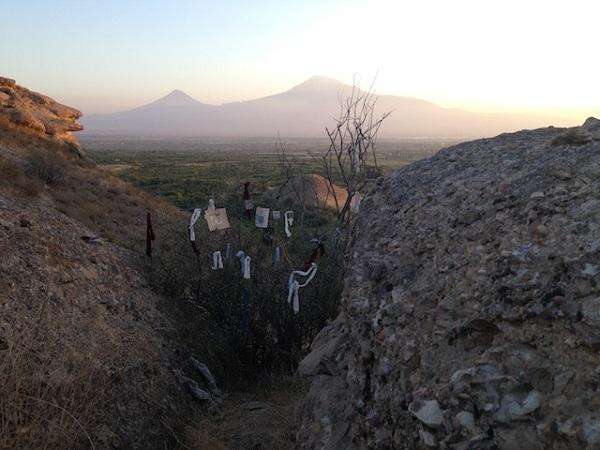 Entretien : Hakob Melkonyan raconte sa grand-mère, rescapée du génocide arménien