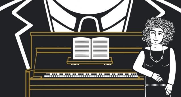 [BD] Zeina Abirached en visite à Toulouse, pour «Le Piano Oriental»