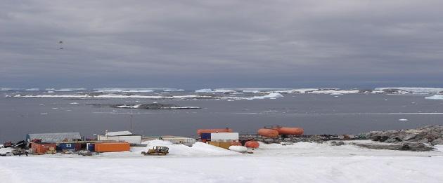 Toulouse en Antarctique grâce à Sigfox