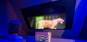 Une animation en 3D du Muséum gagne un prix national d'innovation