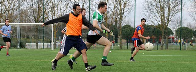Loin de l'Irlande, le foot gaélique perce à Toulouse