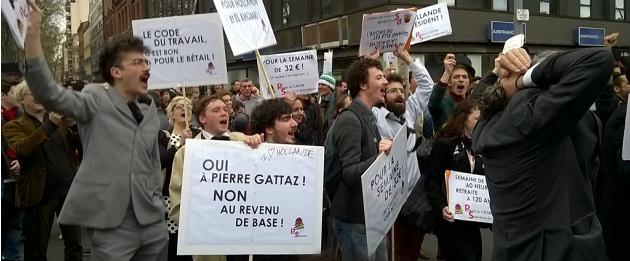 Manifestations du 5 avril : les perturbations à prévoir