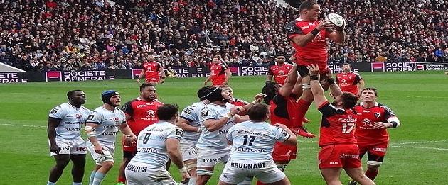 Toulouse prend les commandes du Top 14