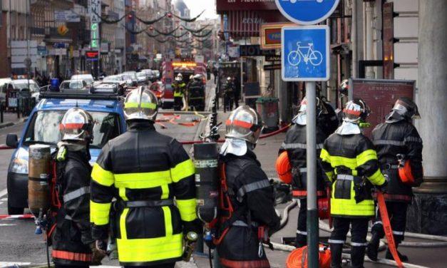 La mobilisation des pompiers ne faiblit pas