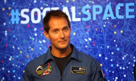 Thomas Pesquet, l'ancien élève de Supaéro Toulouse, bientôt dans l'espace