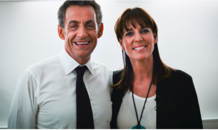 Interview : Laurence Arribagé explique son soutien à Nicolas Sarkozy