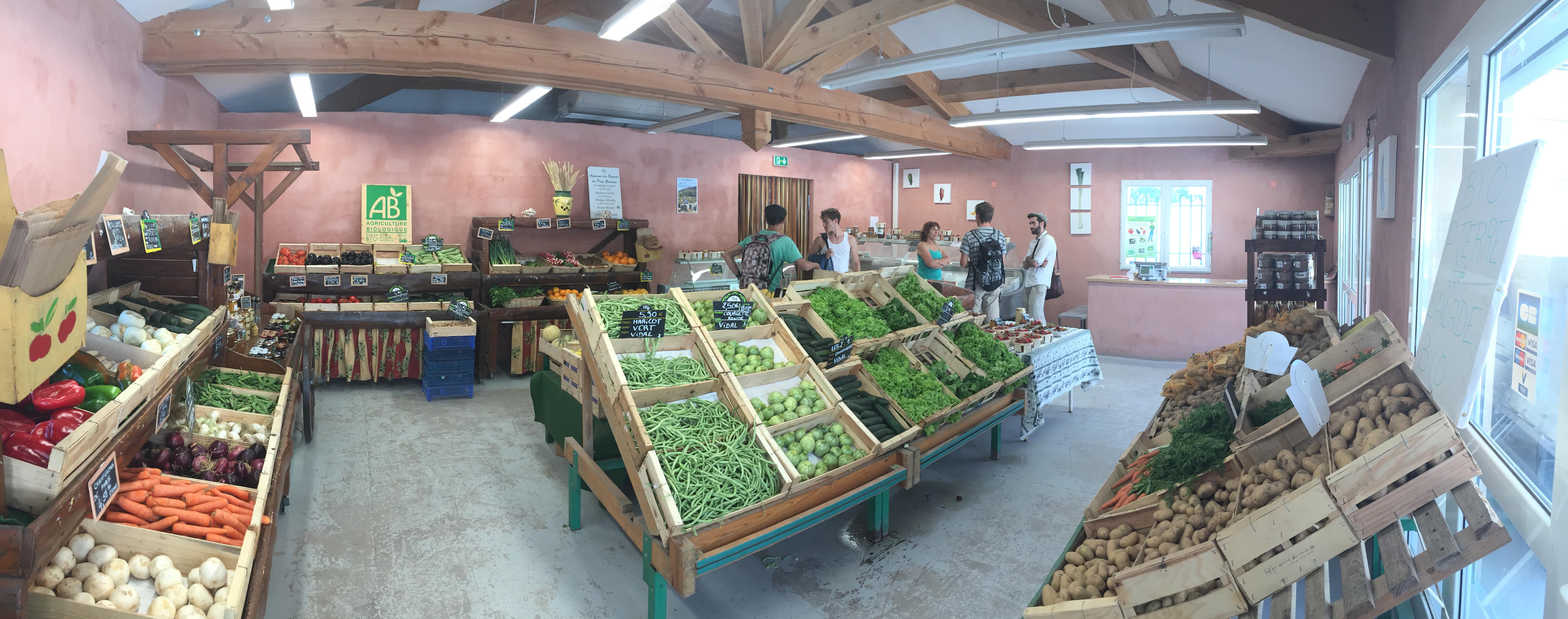 La Ruche qui dit oui: des produits de la ferme sur les quais de la gare Matabiau