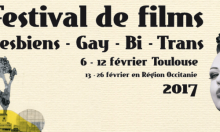 Le festival du film LGBT revient à Toulouse pour sa dixième édition