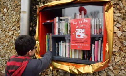 À Toulouse, les boîtes à lire sont dans la place