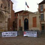 Accueil des étrangers à la Préfecture de Toulouse: la peur au guichet
