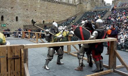 Le béhourd, ce sport médiéval qui prend de l'ampleur à Toulouse