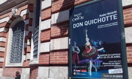 Don Quichotte au Ballet du Capitole : une création et des adieux