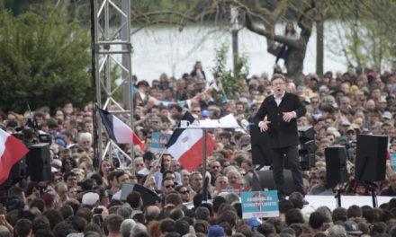 Présidentielle : Mélenchon et son électorat prêts pour l'après