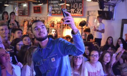 Bain de foule réussi pour Bigflo & Oli au Saint des Seins