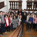 Trois étudiantes de l'IEP à Munich pour les 55 ans du séminaire de Fischbachau