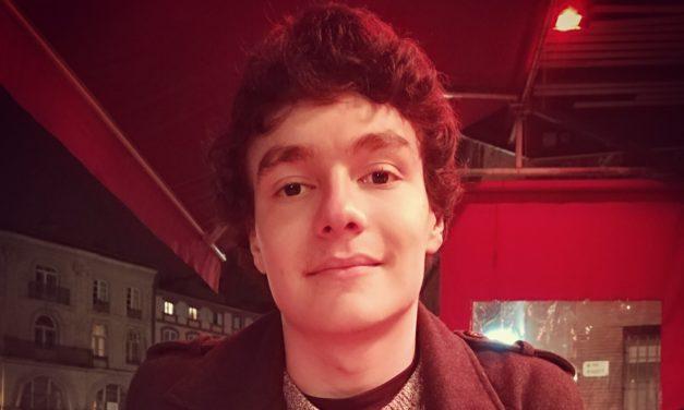 [INTERVIEW] Anthony Lebon, étudiant et artiste à plein temps