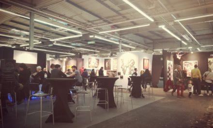 Rencontres à l'occasion du Salon International d'Art Contemporain à Toulouse