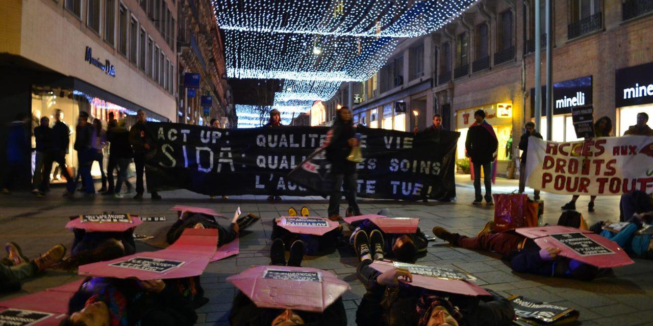 Act Up Sud-Ouest, plus de droits pour lutter contre le SIDA
