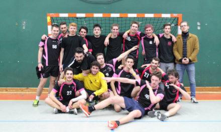 Mission accomplie pour les handballeurs toulousains en Championnat de France