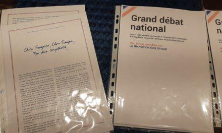 Le Grand débat national, et Toulouse dans tout ça ?