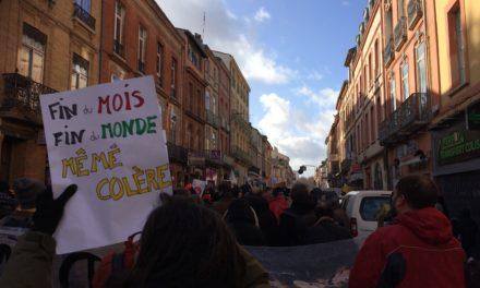 À Toulouse, fin du monde et fin du mois, même combat ?