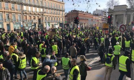 Listes Gilets jaunes aux européennes : des Toulousains sceptiques