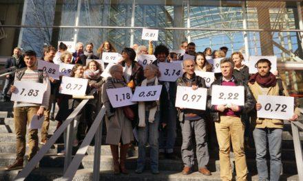 Les 45 plaintes toulousaines contre le glyphosate déposées au Tribunal