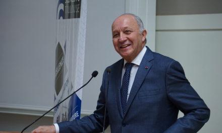 Laurent Fabius : « Il faut concilier ordre public et liberté de manifester»