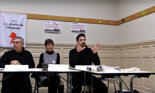 Julien Brel : « Il y a un recul considérable des libertés en France »