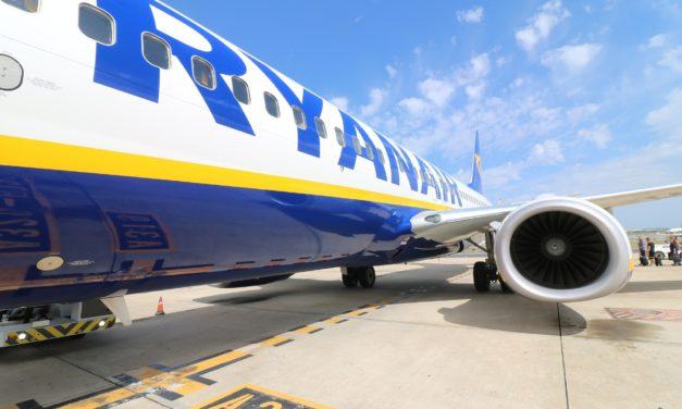 Ryanair débarque à l'aéroport Toulouse-Blagnac