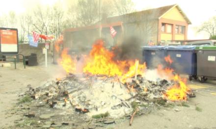 Jours de collecte diminués : les éboueurs toulousains en grève