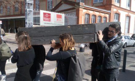 La Terre mise en bière à Sciences Po Toulouse