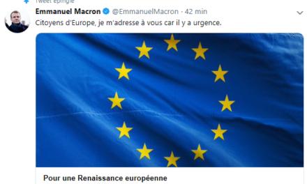 Décryptage : les traductions de la lettre aux Européens d'Emmanuel Macron