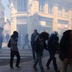 Toulouse, capitale des Gilets jaunes: Acte XXII sous tension