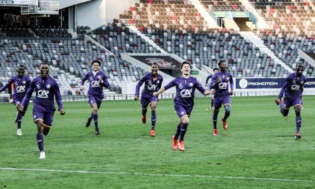 Coupe Gambardella : le Stade de France, « un rêve » pour Nathan Ngoumou